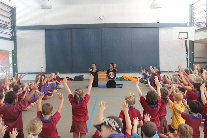 Ratoh Duek at Nhulunbuy Primary School